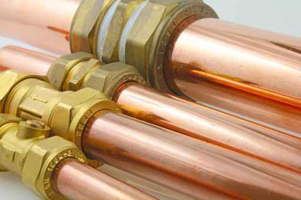 Gas Piping Natural Gas Line Installation In Northern